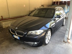 BMW 535d Touring Futura car - Lote 1 (Subasta 4737)