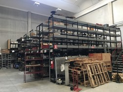 Shelving and cantilever - Lot 2 (Auction 4739)