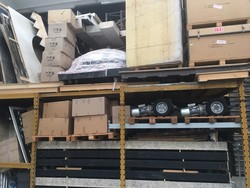 Scenography equipment - Lot 1 (Auction 4742)