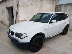 BMW X3 car - Lot 3 (Auction 4743)