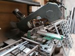 Pedrazzoli sawing machine and Rexon column drill - Lot 6 (Auction 4744)