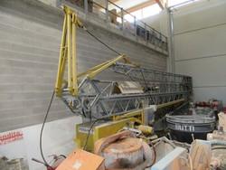 Gru Potain e macchinari per la lavorazione edile - Asta 4752