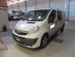 Opel Vivaro truck - Lot 1 (Auction 4752)