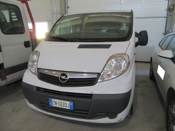 12#4752 Autocarro Opel Vivaro