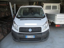 Fiat Scudo truck - Lot 2 (Auction 4752)
