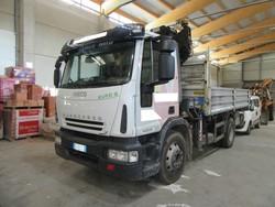 Iveco 140E25 truck - Lot 3 (Auction 4752)