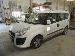 Fiat Dobl   truck - Lot 4 (Auction 4752)
