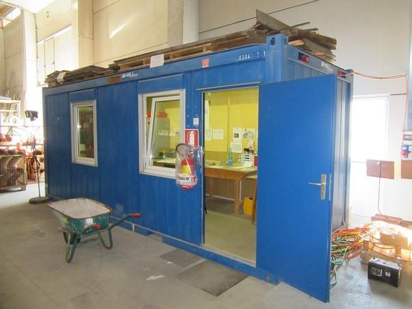 55#4752 Container Ufficio CTX