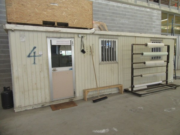 56#4752 Container Ufficio Ames
