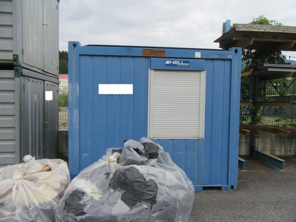 58#4752 Container
