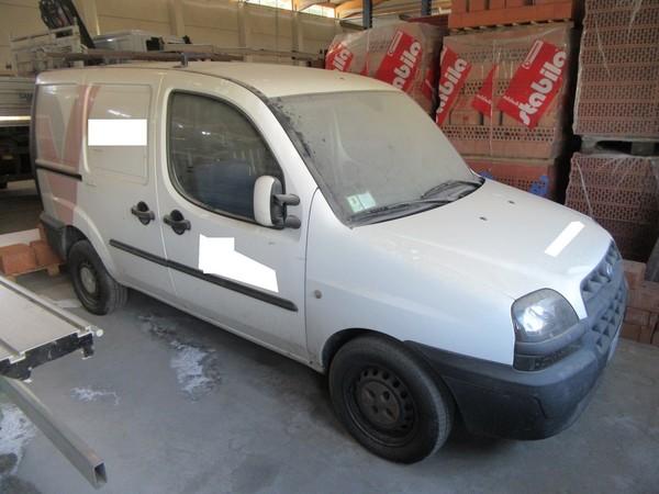 6#4752 Autocarro Fiat Doblò Cargo