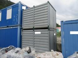Hiremasters metal box - Lot 64 (Auction 4752)