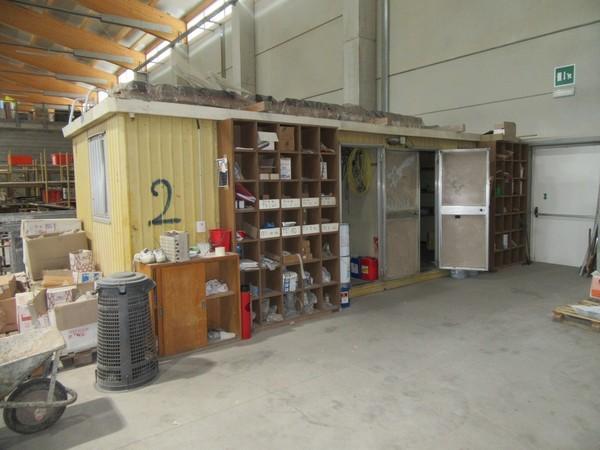 70#4752 Container ufficio Ames