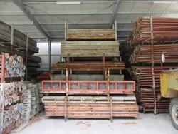 Metal reinforcement panels - Lot 88 (Auction 4752)