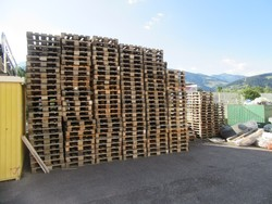 Pallets - Lot 91 (Auction 4752)