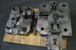Molds for pressure reducers for LPG systems - Lot 0 (Auction 4756)