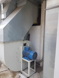 Air intake and extraction system - Lot 5 (Auction 4757)