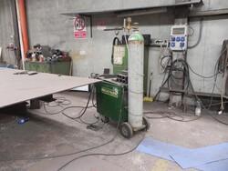 Bacau boring machine and Bergonzi work center - Auction 4758