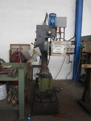 Bergonzi drill press - Lot 10 (Auction 4758)