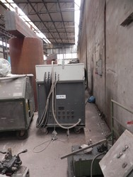Macchina per trattamenti termici RF SEPA 2