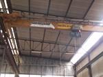 G B Milano overhead travelling crane - Lot 109 (Auction 4758)