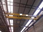 Overhead travelling crane - Lot 120 (Auction 4758)