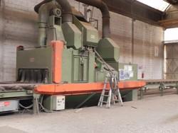 TurboMeccanica sandblasting machine - Lot 124 (Auction 4758)