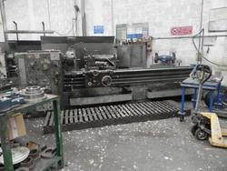 Breda parallel lathe - Lot 37 (Auction 4758)