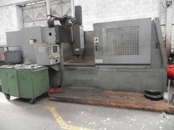 Bergonzi machining center - Lot 41 (Auction 4758)