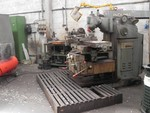 Induma vertical milling machine - Lot 42 (Auction 4758)
