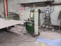 Migatronic welding machine - Lot 70 (Auction 4758)