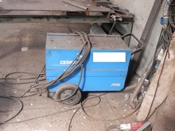 Cemont welding machine - Lot 71 (Auction 4758)