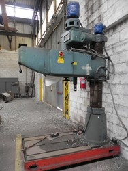 Radial drill - Lot 90 (Auction 4758)