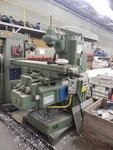 Dema vertical milling machine - Lot 93 (Auction 4758)