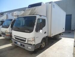 Mercedes and Mitsubishi trucks - Lot 0 (Auction 4760)