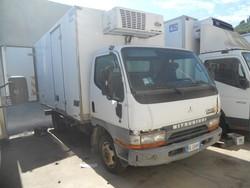 Autocarro Mitsubishi - Lotto 4 (Asta 4760)