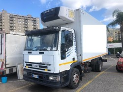 Iveco isothermal van - Lot 4 (Auction 4762)