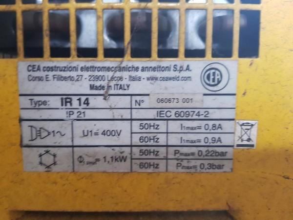 Immagine n. 6 - 7#4764 Saldatrice elettrica Cea Maxi