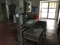CSB System weighing line and equipment for sausage factories - Lot 0 (Auction 4765)