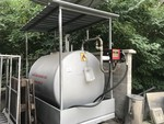 Immagine 1 - Distributore e cisterna per carburante - Lotto 1 (Asta 4765)