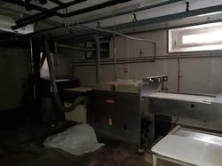 Linea produzione del cotto e forno componibile Travaglini - Lotto 16 (Asta 4765)