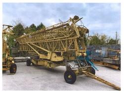 Potain construction crane - Lot 3 (Auction 4768)
