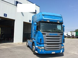 Trattore per semirimorchio Scania R 480 - Lotto 1 (Asta 4771)