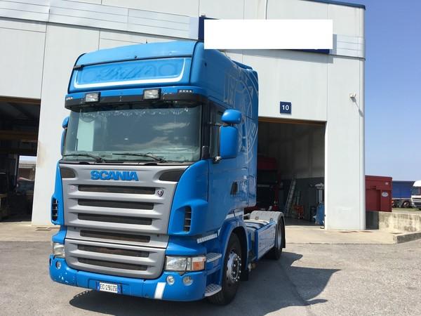Immagine n. 5 - 1#4771 Trattore per semirimorchio Scania R 480