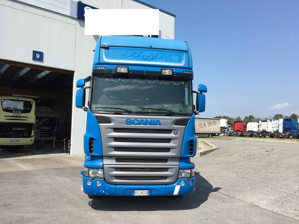 Immagine n. 6 - 1#4771 Trattore per semirimorchio Scania R 480