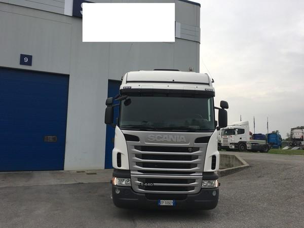 Immagine n. 3 - 2#4771 Trattore per semirimorchio Scania G 440
