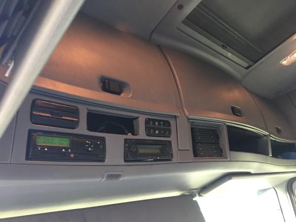 Immagine n. 4 - 4#4771 Autocarro Mercedes con semirimorchio Krone
