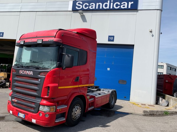 Immagine n. 6 - 5#4771 Trattore stradale Scania R420