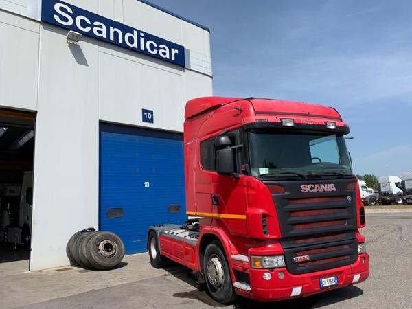 Immagine n. 8 - 5#4771 Trattore stradale Scania R420