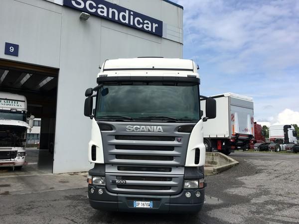Immagine n. 5 - 7#4771 Trattore stradale Scania R500